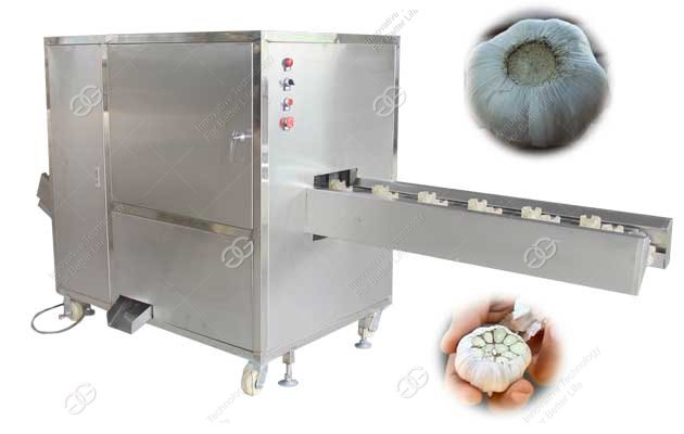 Garlic Root Cutting Machine Concave Type