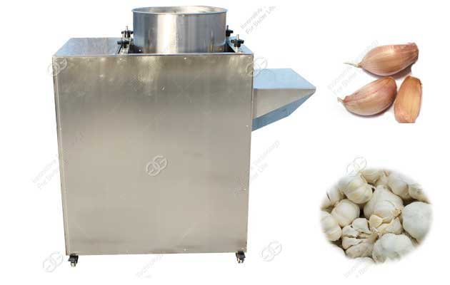 Automatic Garlic Bulb Separating Machine