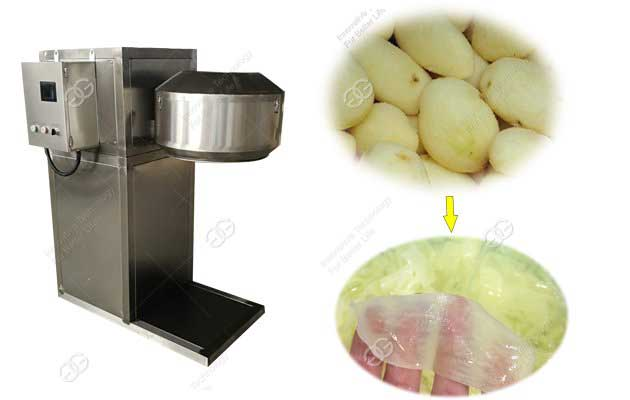 High Efficiency Potato Chips Cutting Slicer Machine For Sale