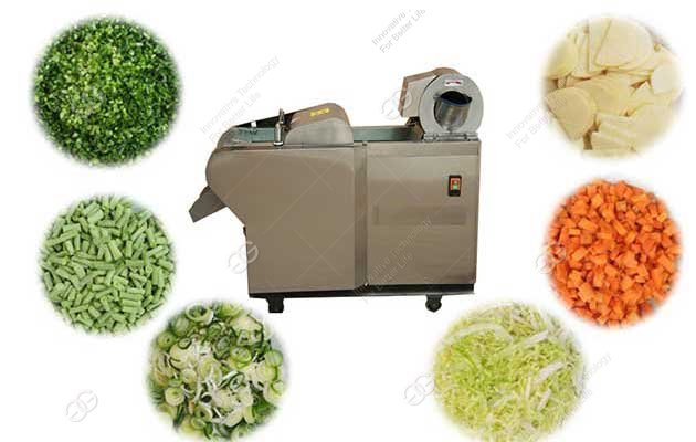 Leaf Vegetable Cutting Machine For Sale