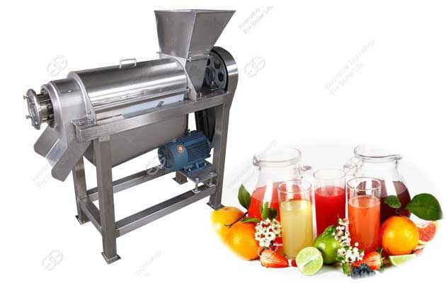 Screw Type Juice Extractor Machine Commercial For Sale