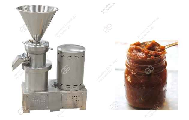 Dates Paste Grinding Machine Dates Paste Making Machine