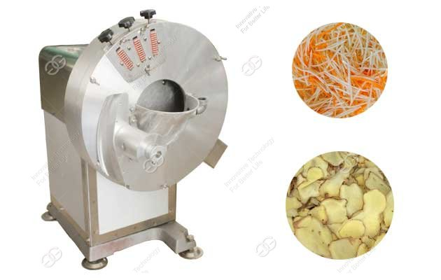 Automatic Ginger Cutting Machine Slicer Shredder