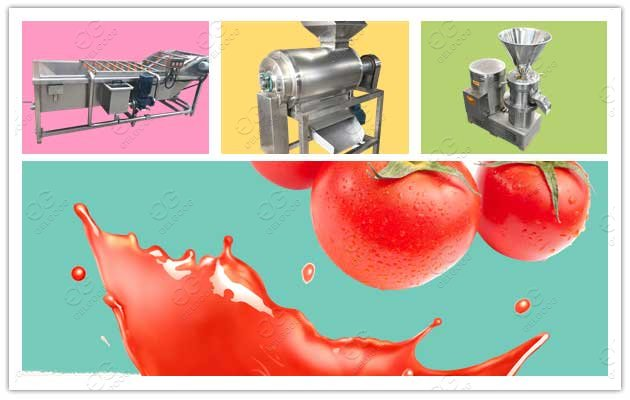 Tomato Paste Production Line Tomato Ketchup Pant