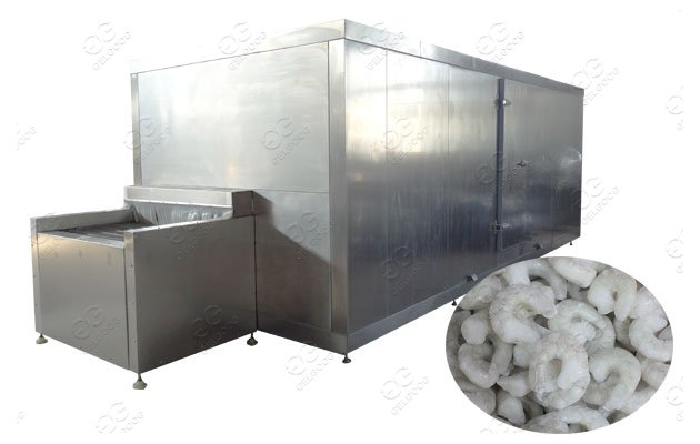 Frozen Seafood Machine Meat Quick Freezing Machine