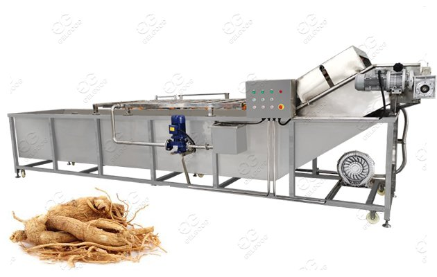 Ginseng Washing Machine Reliable Factory