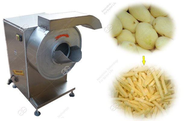 potato cutting machine for french fries