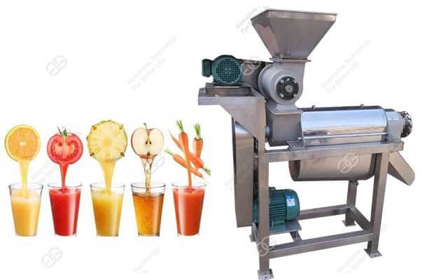 fruit juice making machine