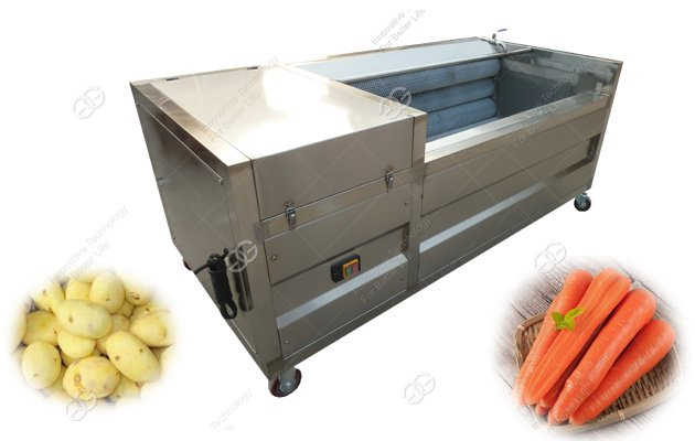carrot washing machiine for sale