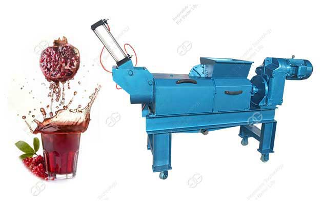 Automatic Pomegranate Juice Extractor Machine Price