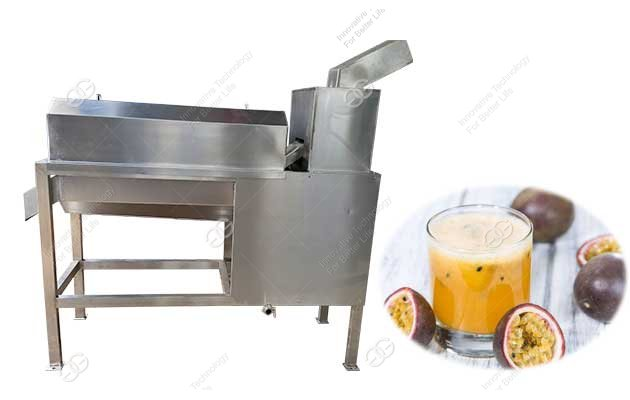 passion flower juice machine