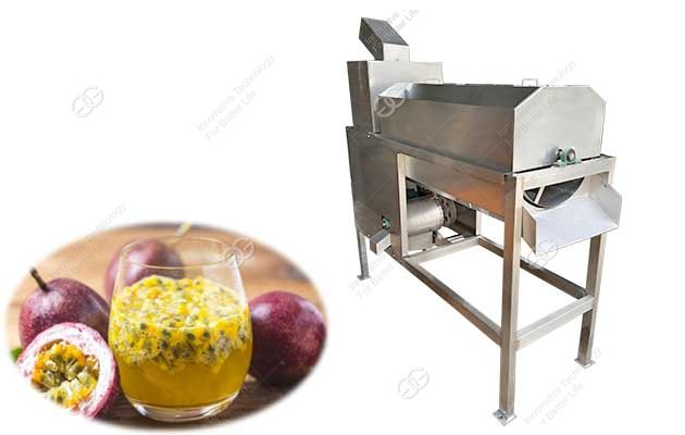 passion fruit juice extraction machine