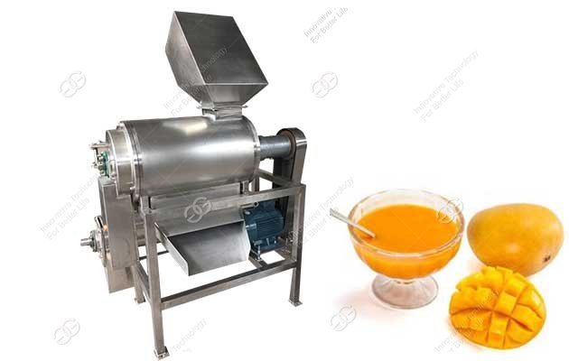 Fruit Pulping Machine For Mango Juice making
