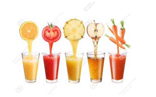 how to make fruit juice for business