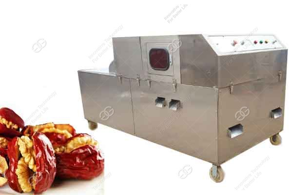 full automatic dates pitting machine