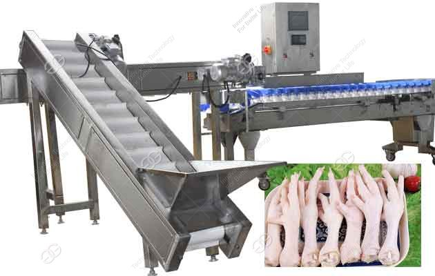 chicken weight sorting machine price