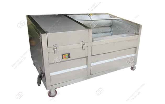 vegetable washing and peeling machine manufacturer