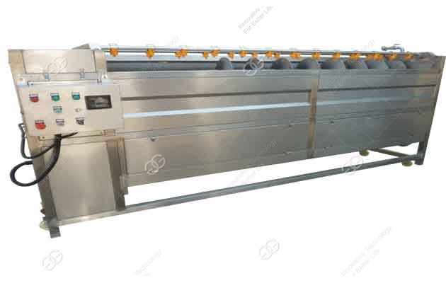carrot washing and peeling machine price