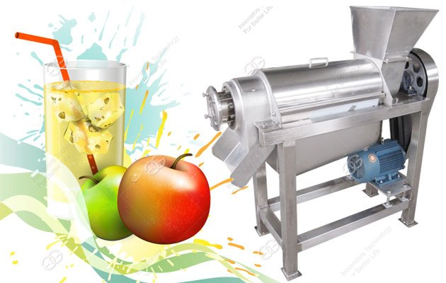 pear juice processing machine