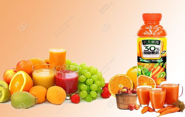 What Do You Know About Concentrated Juice ?