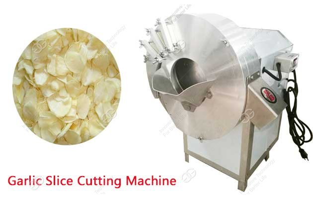 garlic powder slice cutting machine