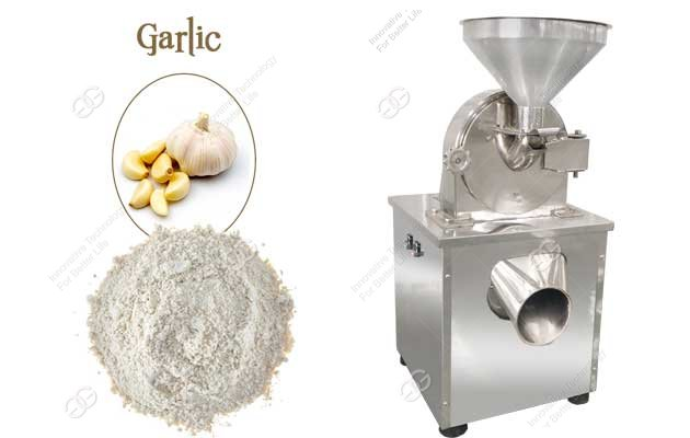 garlic powder machine manufacturer