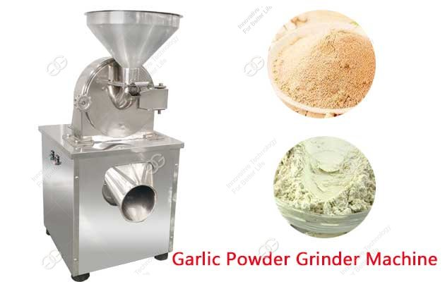 garlic powder grinder machine manufacturer