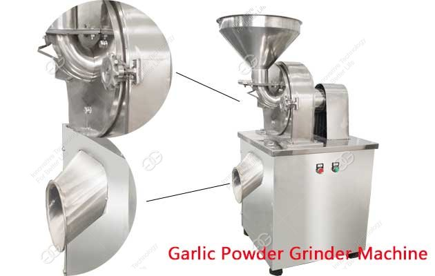 garlic powder grinding machine for sale