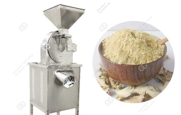 Ginger Powder Grining Machine