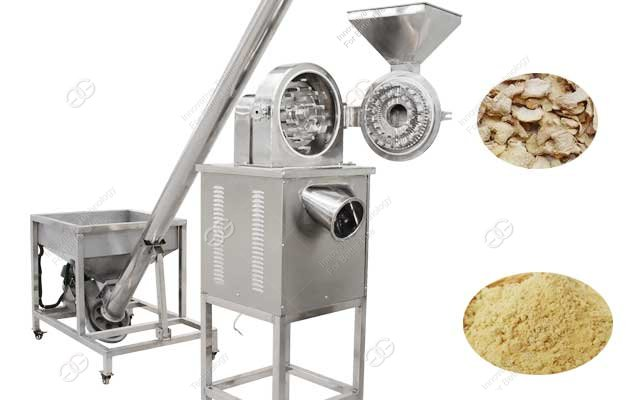 automatic Ginger Powder making machine