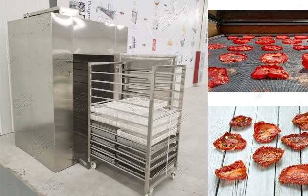 Tomato Dehydration Machine Food Dehydrator Drying Tomatoes