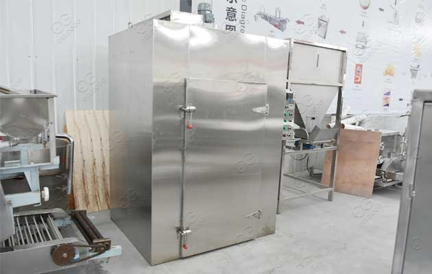 garlic drying machine