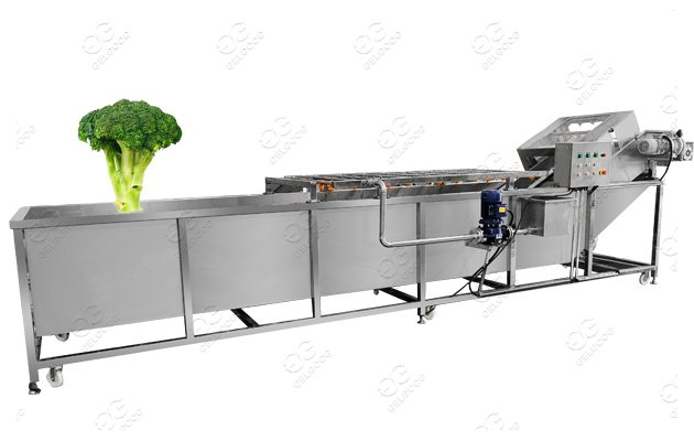Automatic Broccoli Florets processing