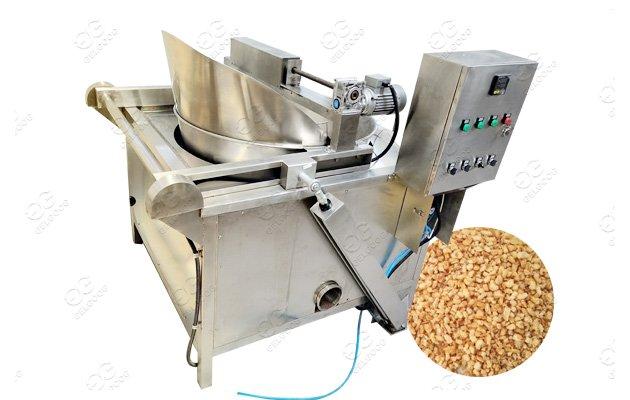 Fried Garlic Granule Production Line Garlic Frying Machine