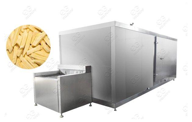 Fluidized Individual Quick Freezing Machine Price