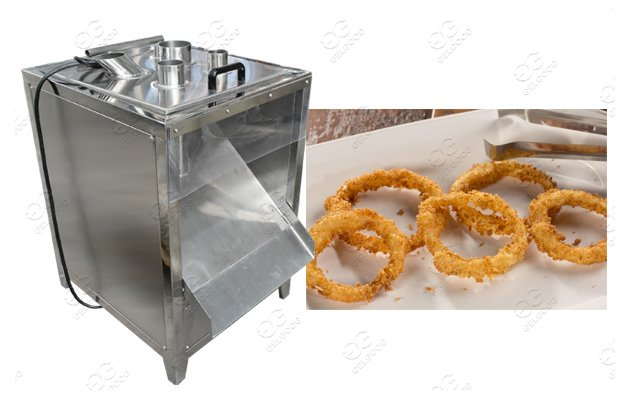 onion chips cutting machine