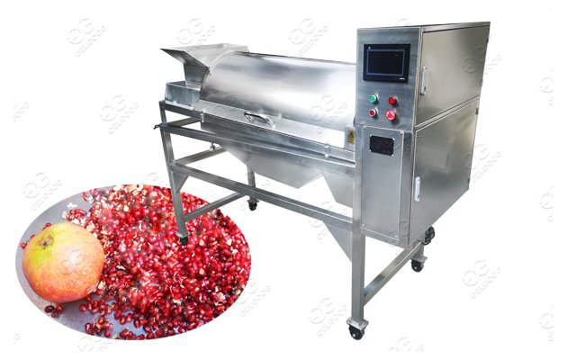 Commercial Pomegranate Deseeder Machine