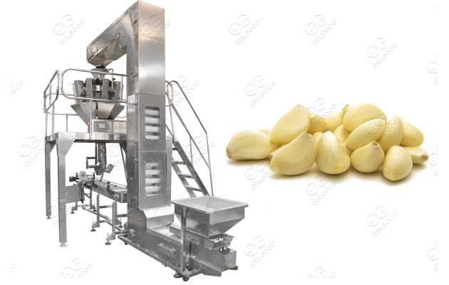 Peeled Garlic Packing Machine