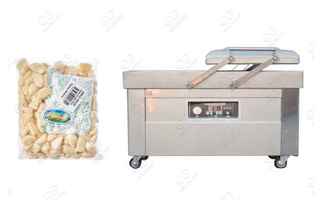 Garlic Vacuum Packing Machine